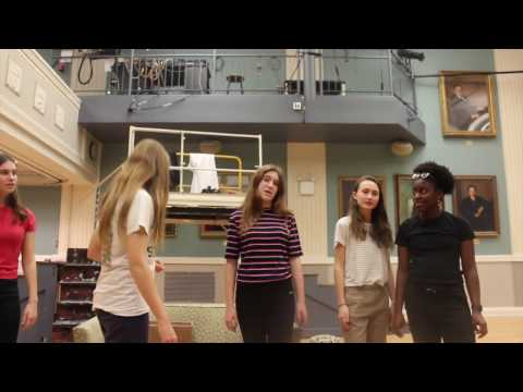 Noises Off Trailer - The Brearley School