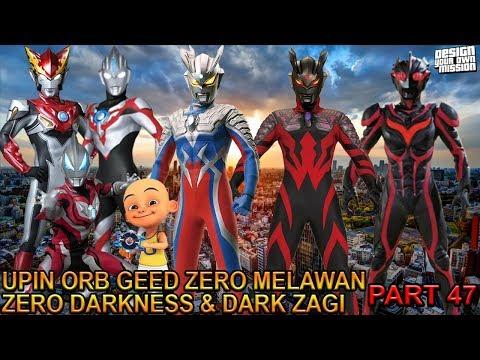 ultraman zero vs darklops zero stage 2 sub indo