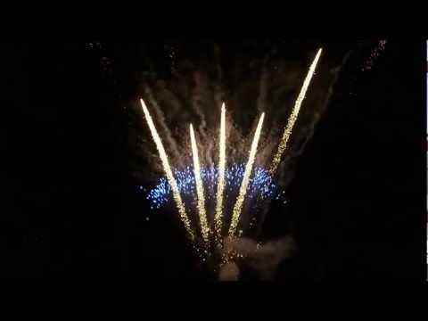 UK's Largest Range Of Finale Barrages by Epic Fireworks