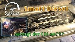 Smart 450 ForTwo Diesel | Reparatur und Öl Wechsel | Springt der an???