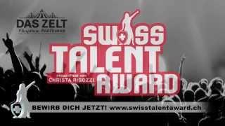 Swiss Talent Award - Trailer deutsch