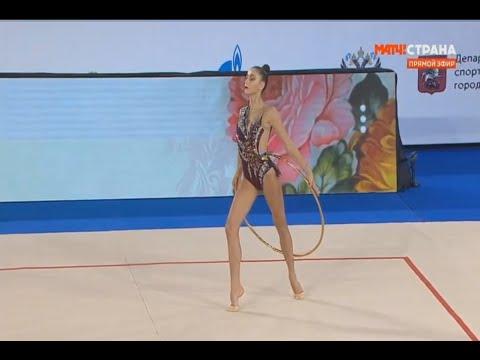 Yeva Meleshchuk Hoop