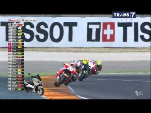 Moto GP ARAGON SPAIN 27 September 2015 Full Race Part1/3