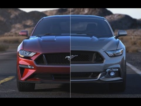 2018 Mustang Interior And Exterior Revealed YouTube