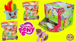 Box of Metallic Surprise My Little Pony Blind Bags + MLP Radz with Limited Edition - Cookieswirlc