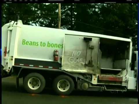 Cedar woman dies after being hit by garbage truck