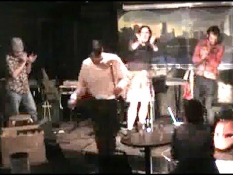 HA!Man of South Africa (Francois Le Roux) & Joke Bebaere Chicago show @ Gallery Cabaret 9/7/14