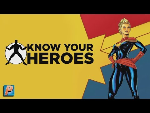 Start Reading Captain Marvel At Your Local Comic Shop - Free