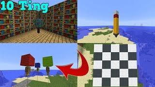 10 LIFE HACKS I Minecraft Du Ikke Kender!?