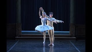 My First Ballet: Cinderella – Short pas de deux | English National Ballet