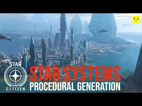 Star Citizen | Procedural Generation & More Star Systems