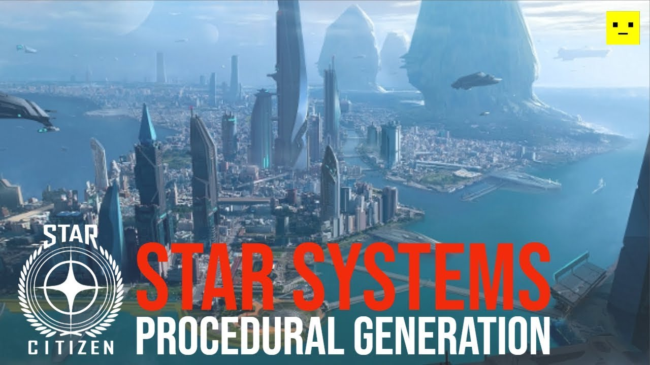Procedural Generation & New Star Systems | BoredGamer