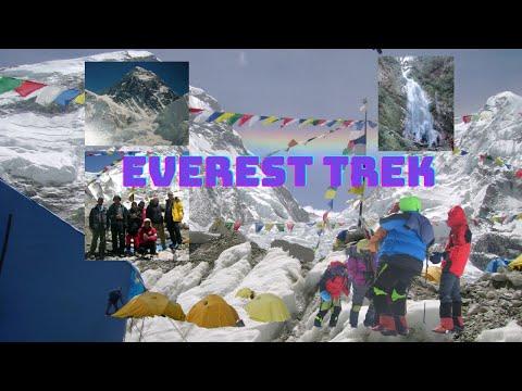 Everest Tour, Everest Trek , Kailapathar Everest Trek, Everest Base camp, trekking Nepal