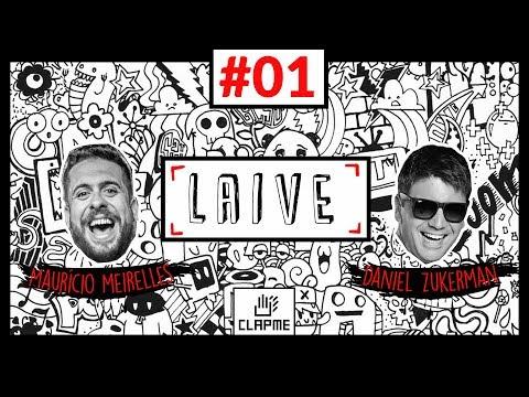 A Laive Das Lives Com Maurício Meirelles E Daniel Zukerman #01