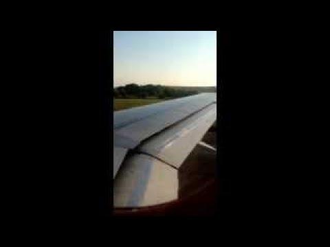 Cork to London Heathrow Takeoff