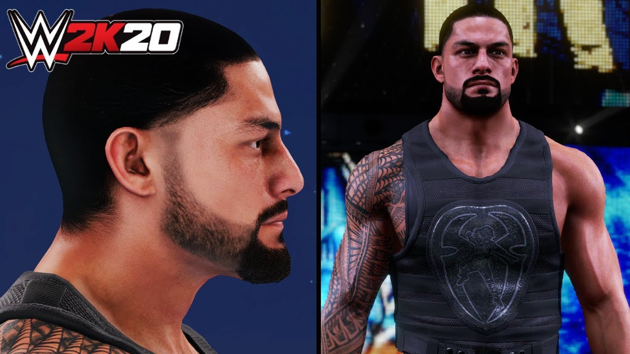 15 Modern Superstars That Look Good With Short Hair Wwe 2k20 Delzinski Youtube