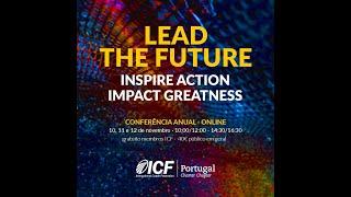 ICF Portugal apresenta Conferencia Anual