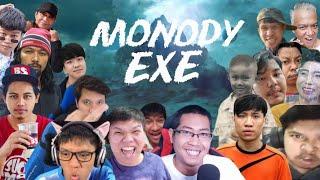 Monody.EXE จะเกิดอะไรขึ้น เมื่อเอาเหล่าคนดังมายำรวมกันในเพลงเดียว |#MEME.EXE#ชมรมคนชอบพี่Zhevass