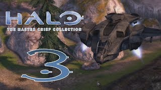 Halo: Combat Evolved Anniversary - Mission 2 (Halo) Part 2
