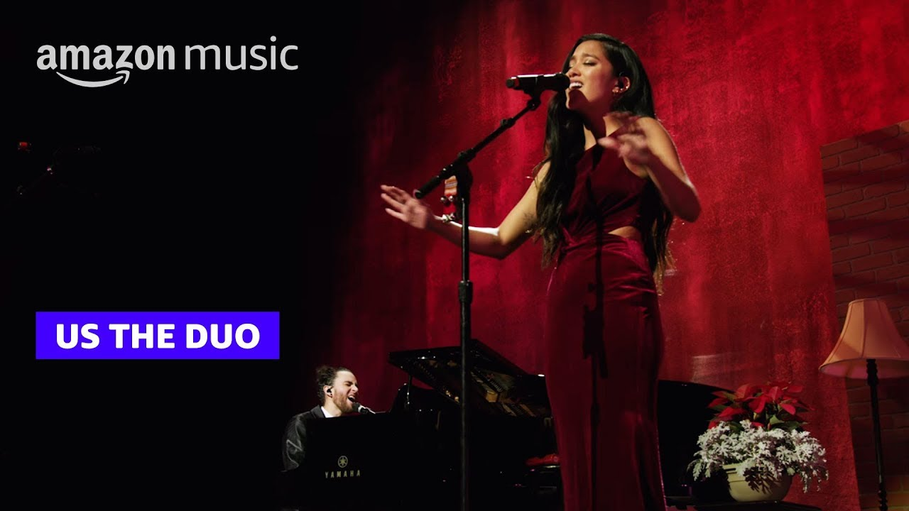 Us the Duo- Christmas, Live in LA Trailer | Amazon Music