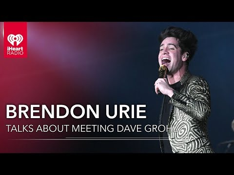 Robin - Dave Grohl Inspired Panic! at the Disco's Pre-Show Ritual