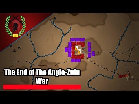 The Battle of Ulundi - Military History Animated