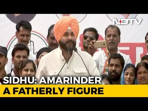 Amarinder Singh Is Boss: Congress' Firm Message To Navjot Sidhu
