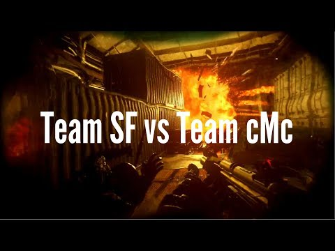 Team SF vs Team cMc - Genetic Gaming Ramadan Tournament.