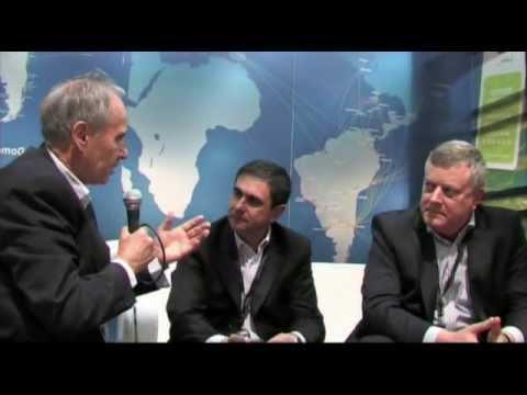 CargoForwarder meets LATAM's Alvaro Carril and Guido Henke