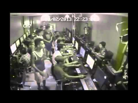 Suntukan sa Computer Shop in Morayta, Manila 2013  Official Trailer (HD)