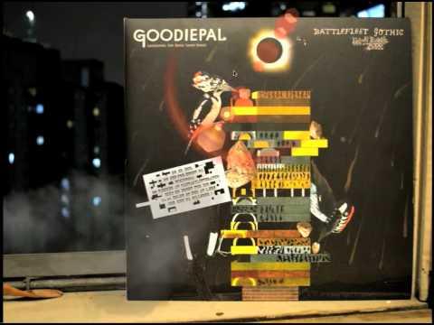 Goodiepal - Battlefleet gothic Live at Roskilde year 2000