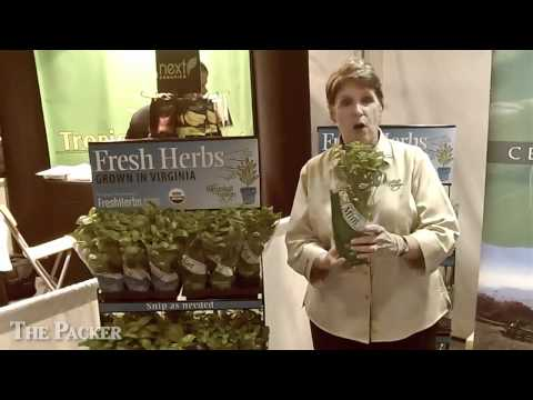 Organic herb company looks ahead to holidays