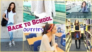 Back to School Outfit Ideas! ♡ Thumbnail