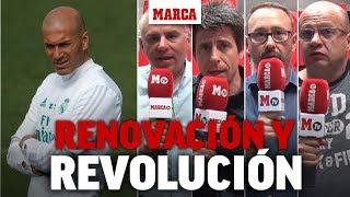 La redacción de MARCA opina sobre el regreso de Zidane