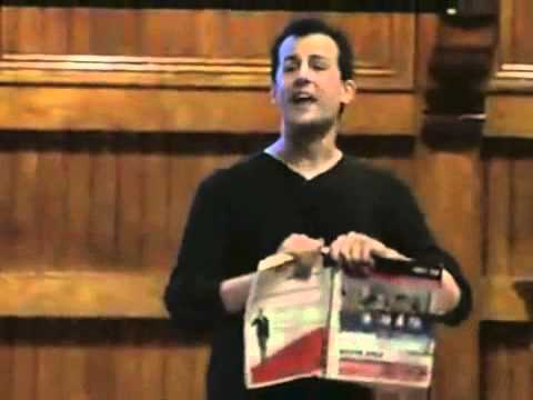 CS50 Lectures - The famous PhoneBook - Video Clip