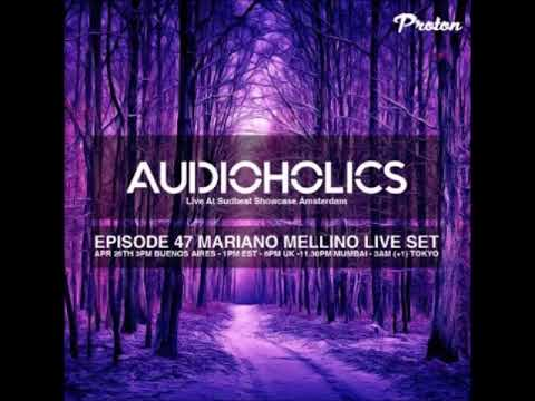 Mariano Mellino - Audioholics 47 Live At Sudbeat Showcase, Amsterdam
