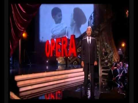 Andrea Bocelli Mama Popstar To Operastar