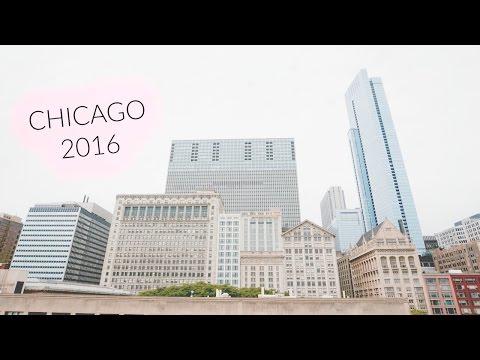 Chicago 2016 | Summer Travel Vlog