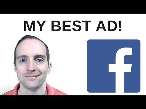 The Best Facebook Ad I Ever Created Out Of 10,000+ Tested!