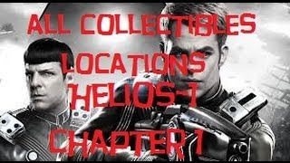 Star Trek - Helios-1 All Collectibles Locations (All Research Data, Audio Logs, & Tribble)