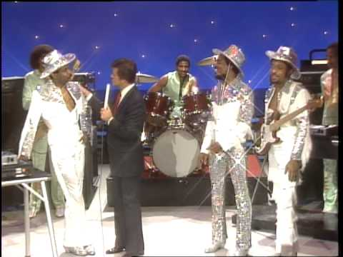 Dick Clark Interviews Gap Band - American Bandstand 1982