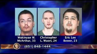 Gambar cover Officials Seeking Native Mob Gang Members - Lakeland News at Ten - January 31, 2012.m4v