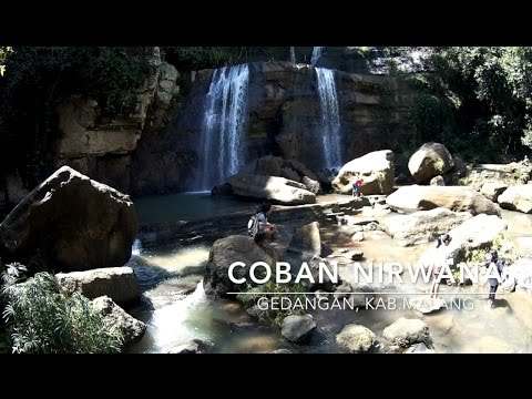 Trip Backpackerhero ke Wisata Coban Nirwana, Gedangan, Kab. Malang