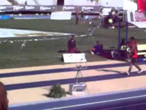 Imani Brown Triple jump