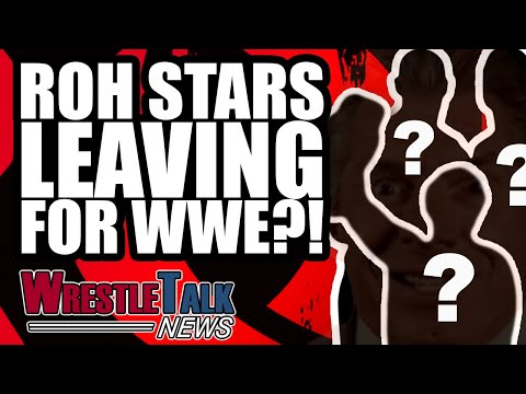 Paige WWE In-Ring Return Rumour Killer! ROH Stars Leaving Fo