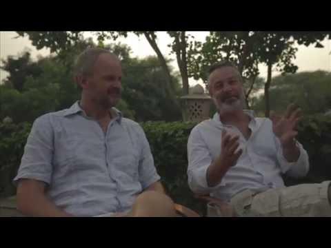 Schyffert och Rheborg pratar regi (Jättebästisar, TV4)