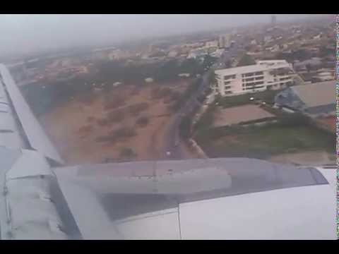 Khartoum Landing (Egyypt Air)