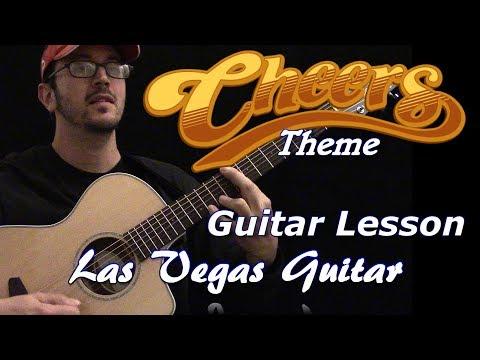 Cheers Theme Guitar Lesson