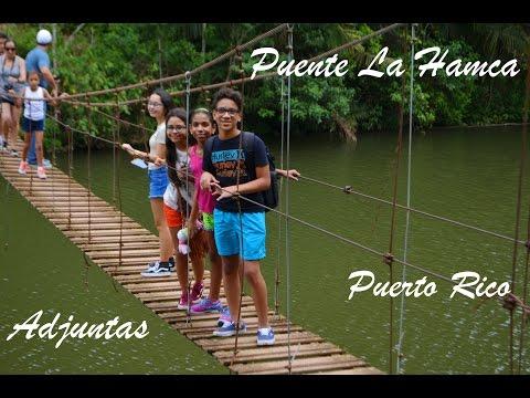 Puente La Hamaca : Adjuntas, Puerto Rico