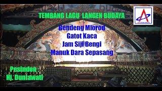Download lagu Gendeng Mlorod - Langen Budaya Pesinden Hj. Duniawati